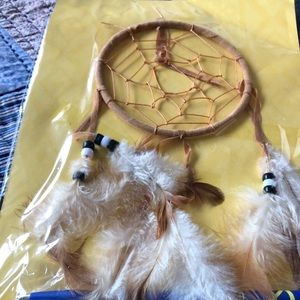 Other - Dream catcher with history of dream catchers